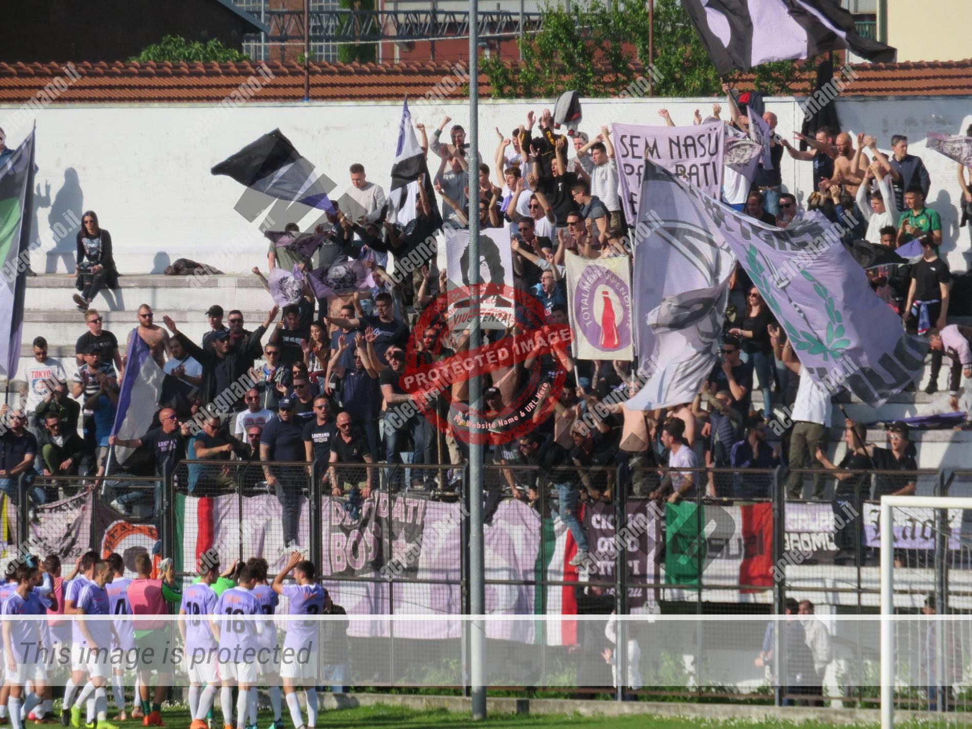 Il Legnano soffre ma vince: è finale play off