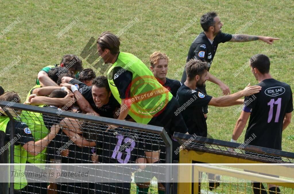 Il Legnano vince ed emoziona, play off a un passo