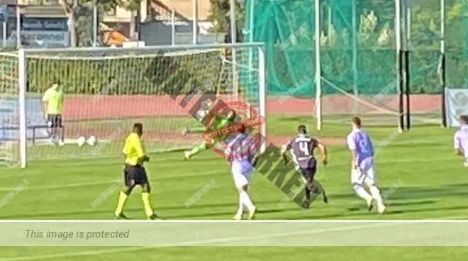 Il Legnano affonda sul Garda: 4-0 dal Desenzano